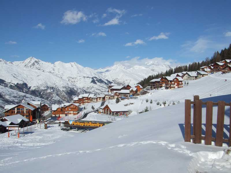 Catered chalet ski holidays in Peisey-Vallandry