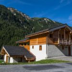 Summer in Paradiski, catered chalet for cyclists, bikers or families