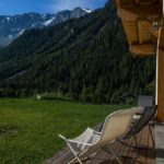 Sunny catered chalet, Nancroix