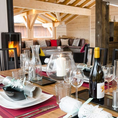 Chalet Peisey-Nancroix, food and drink