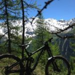 Mountain Bike Holiday Les Arcs and Peisey-Vallandry
