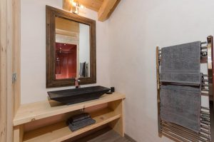 Chalet in Peisey-Vallandry with ensuite bathrooms