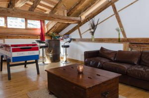 Chalet in Peisey Vallandry for families
