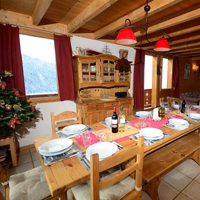Peisey-Vallandry Chalet Catered