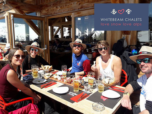 Work as Chalet Hosts in France with Whitebeam