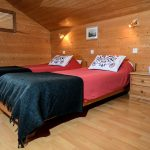 Peisey Twin Room Accommodation