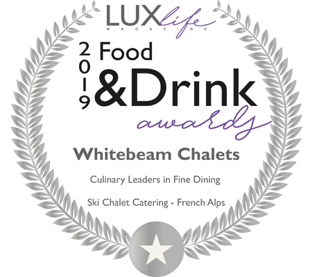 Lux Life Magazine Food and Drink Awards 2019